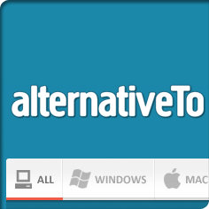 AlternativeTo Screenshot